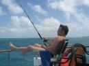 Ловля бараккуды в Карибском море