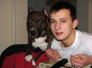 Брат и собака...помоему похожи..))