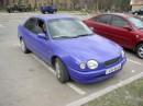 Продам автомобиль: toyota corola 1999 г. в отличном состоянии объём двигателя - 1,6 пробег - 200 тыс. полный электропакет фиолетовая вилюр  цена 11,5 тыс.  тел: 80989949244, 3323334