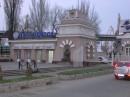 Въезд в Одесский порт.