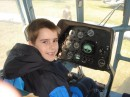 Год назад в музее авиации.