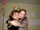 Я с подружкой Маришкой!