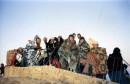 Туристы на вершине Синая