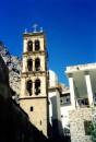 Колокольня и мечеть...Монастырь Св. Екатерины