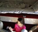 Украинский поезд, уже как дама!