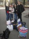 Собрались на турбазу отмечать две днюхи =)))