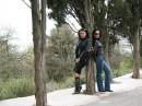 Две девицы....