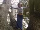 Люблю деревья,высоту и природу   :)