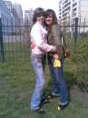 я и Ирочка)))))