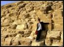 летам в Египте)на пирамиде)