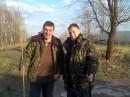 На рыбалке)))