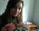 Я с Олежкиным букетом!