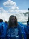 Я на фоне водопада
