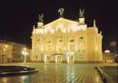 а це звісно ж славетний Театр опери та балету ім.Соломії Крушельницької