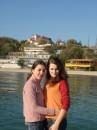 Слева моя лудшайшая) подруга Ксюха=))
