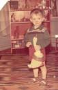 Уже с детства во мне  начали проявляться садистские наклонности.