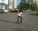 Темик-ракал.Придурок!)))
