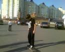 Скейтёр блин))))