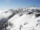 Метеостанция...вид с горы Шишко