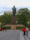 Парк Шевченка. 29 апреля