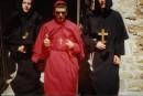 Ушел в монастырь...