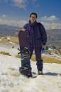 Ливан, Фарая - я и доска Сноубординг - ет круто !