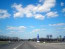 По дороге с облаками очень нравится, когда мы возвращаемся домой :)