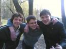 На пикнике...я тут сильно выпивший)))
