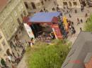 попали на день города... большое количество народа немного испортило время пребывания во Львове.