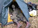 Сколько человек влезет в 2-х месную палатку?