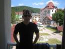 """На балконе в отэле """"Солнячна Долина"""""""