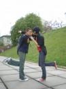 Это я и Леха_)))) Говорят что фото удачьное!!!!_))))