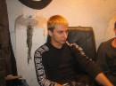 Подмосковъе, осень 2006.Квартирник Филигона (Ростислав Чебыкин).