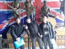 На ливерпуле с Дончей и Болжирём