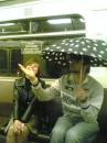 Не, или дождь начинается, или грибы были лишними! =)