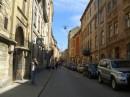 уж очень мне улочки Львова нравятся.....
