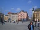 Главная площадь г.Брно-площадь Свободы(Свободяк)