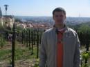 За спиной Прага как на ладони