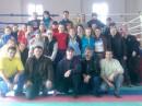 Национальная женская сборная Украины по боксу. (на сборах)