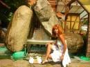 Водопад по спине Золотой до пояса, Наяву иль во сне Гладил мои волосы:) ********************************************* скоро я вернусь сюда:)