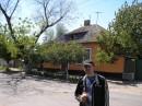 На подходах к крепости в Белгороде-Днестровском