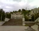 Сама лестница на гору Митридат