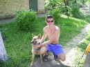 я и моя собака)