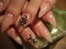 Мои теперешние ногтики , сделаные  N-I-K-O!!