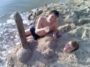 С нас выхватил весь пляж :)