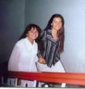 1 сентября в техникуме. Я и Аня Догаева, а сейчас - какая же у нее фамилия? Вспомнила!Теренкова!!! 1997 год