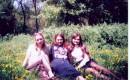 Когда деревья были большими...!998 год. Марина Пудло(Репина), Марина Волосюк (Мккртчан), я...