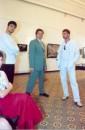 Влад, Игорь, Саша. На фото-выставке, в кот они участвовали!