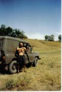 eto ya w Ukraine leto 2002 god strelaju s kalasha klowa da