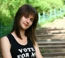 Vote for M!  ...призывала девушка Таня идущая по ботсаду)))